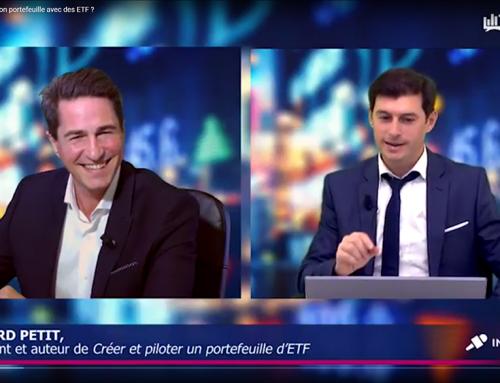 CRÉER ET PILOTER UN PORTEFEUILLE D'ETF – INTERVIEW DE FINANCETV