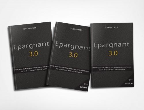 ÉPARGNANT 3.0 : SORTIE DE LA 2e ÉDITION + PROMO KINDLE À 1,49€