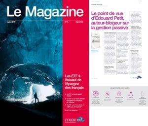 Lyxor Magazine Epargnant 3.0